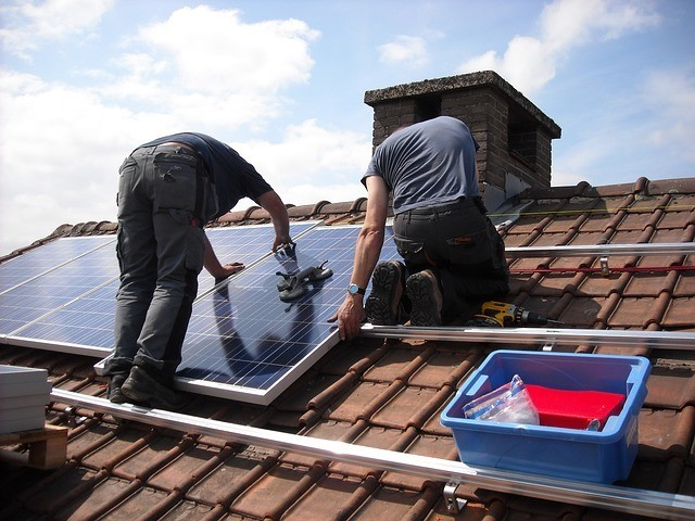 there are two parts to the florida solar contractor license, business management and solar installation and repair